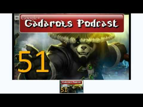 Ab ca. 10:00 Uhr LIVE: Gadarols Podcast 51 im Stream!
