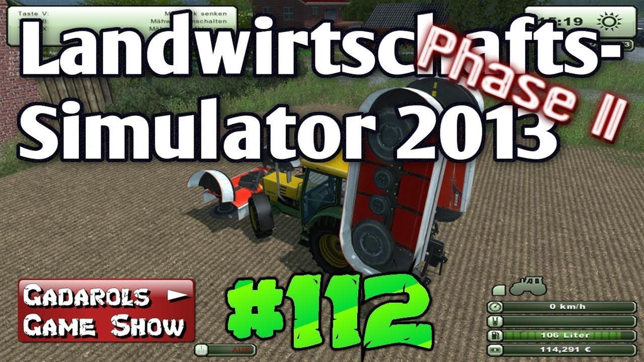 LS13 #112 Festgefahren – kleine Maschinen ftw Landwirtschafts Simulator 2013 deutsch HD Lets Play
