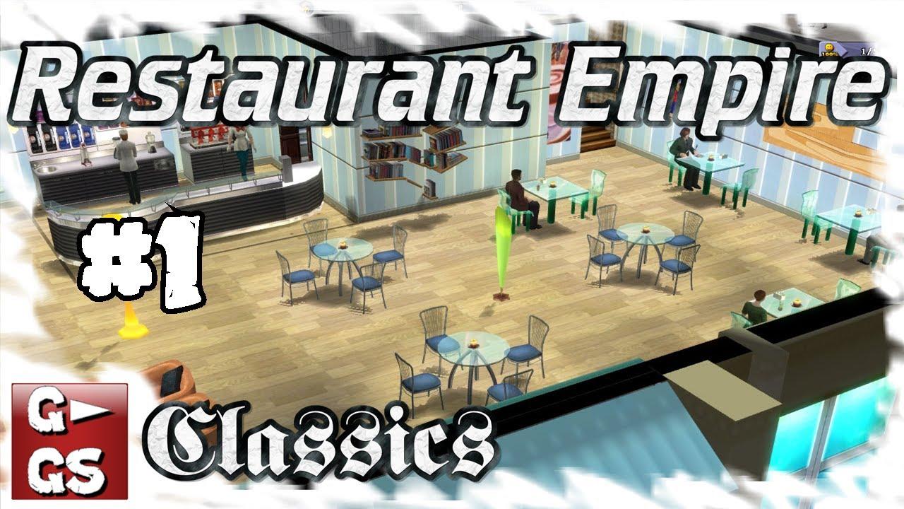 Restaurant Empire #1 Start und abruptes Ende Classics Lets Play deutsch
