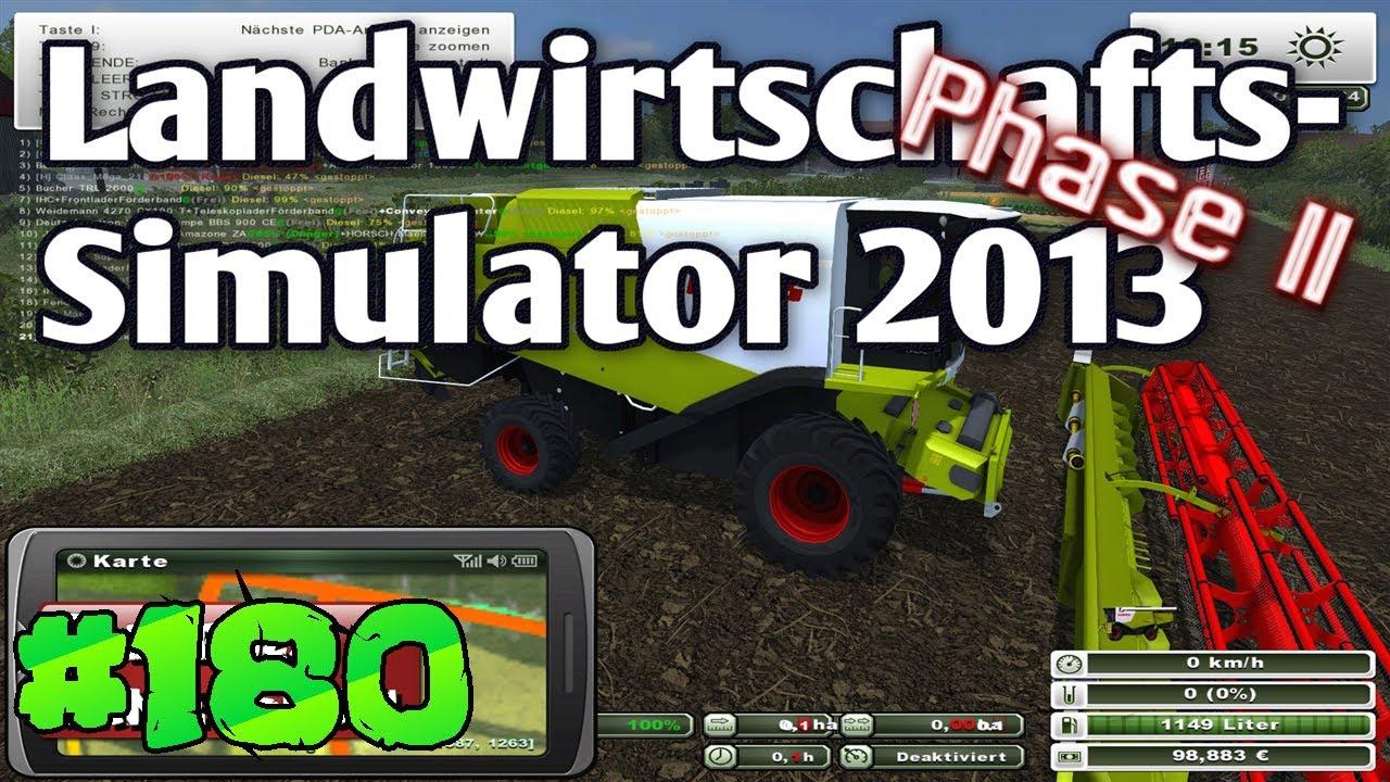 LS13 #180 Alle Maschinen in Betrieb LS2013 Landwirtschafts Simulator 2013 deutsch HD Lets Play