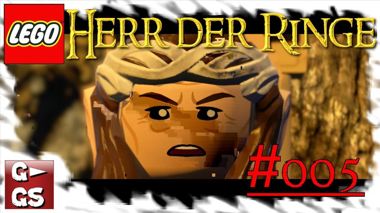 LP Lego   Herr der Ringe #05 Bruchtal deutsch hd german