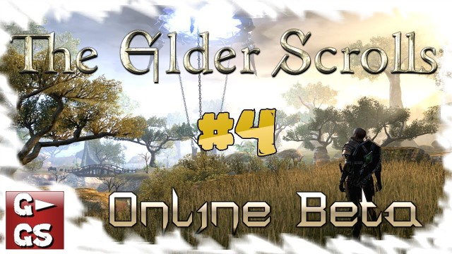 The Elder Scrolls Online #4 LPT deutsch together HD Preview Lets Play german Beta Gameplay