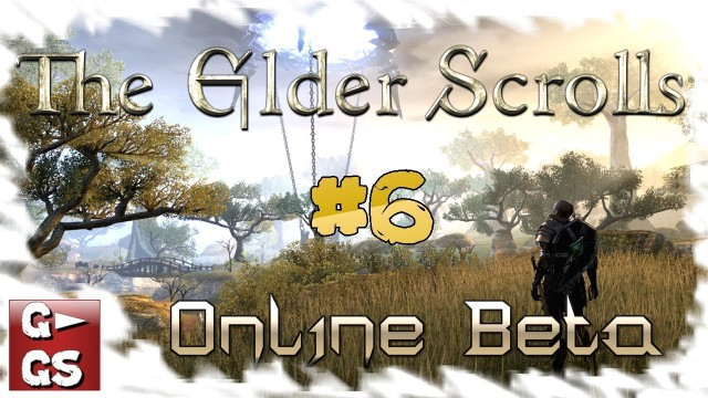 The Elder Scrolls Online #6 LPT deutsch together HD Preview Lets Play german Beta Gameplay
