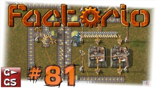 Factorio #81 Optionales Design Der Industrie und Fabrik Simulator und Manager deutsch HD
