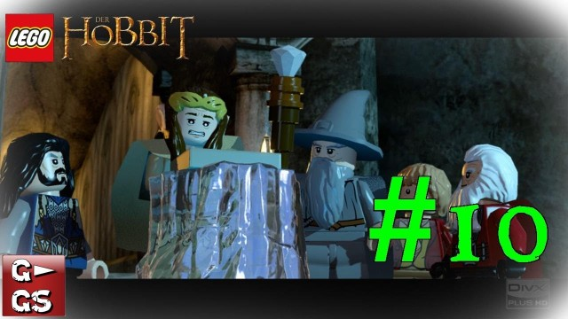 LP Lego – Der Hobbit #10 Mondrunen deutsch hd german