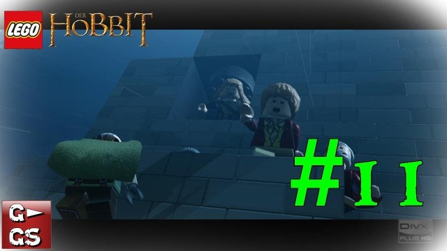 LP Lego – Der Hobbit #11 Steingiganten deutsch hd german