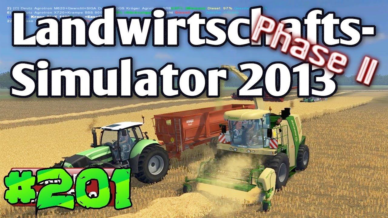 LS13 #201 Unkraut entfernen LS2013 Landwirtschafts Simulator 2013 deutsch HD Lets Play