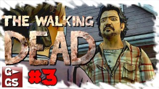 The Walking Dead – Season 2 #3 Episode 1 Adventure Lets Play deutsch german HD komplett