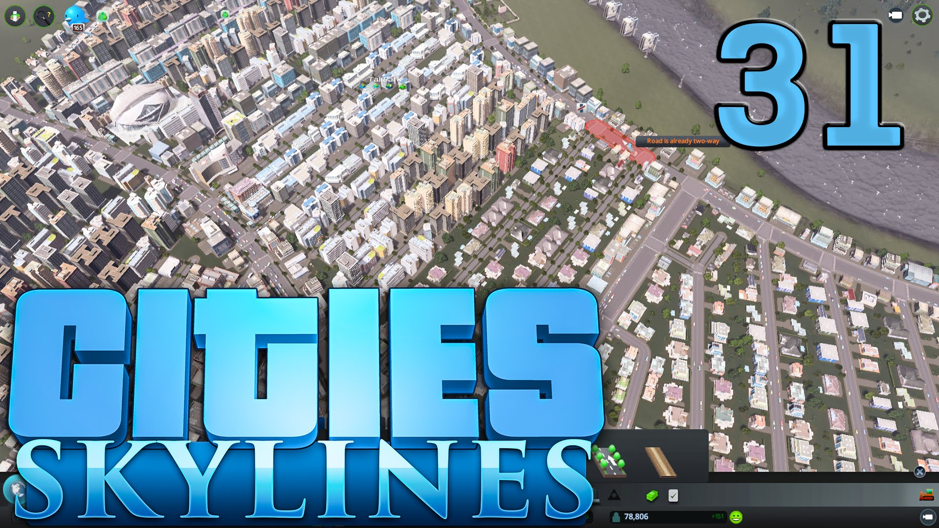 Cities Skylines #31 Neue U-Bahn Linien Gameplay deutsch HD