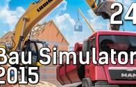 BauSimulator 2015 #24 Clever transportieren Die Baufirmen Management Simulation