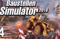 Baustellen Simulator 2016 #4 NEEEEEEEEEIN Baumaschinen Simulation deutsch HD