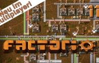 Factorio Multiplayer #11 Akkus und Battas Der Industrie und Fabrik Simulator deutsch HD
