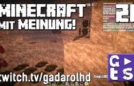 Gadarol DIREKT Minecraft mit Meinung #21 Das Apple Auto räumt den Markt auf twitch HD Commentary