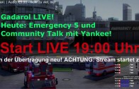 Gadarol LIVE: Heute Abend um 19:00 Uhr auf twitch.tv
