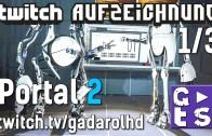Gadarol LIVE: Portal 2 MULTICAM! mit Yankee und Basel – von Gada kommentiert #gadalive