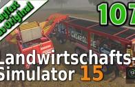 LS15 PlayTest #107 Ein neuer Drescher Landwirtschafts Simulator 15 deutsch HD