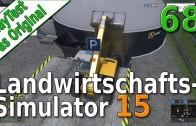 LS15 PlayTest #68 Spritzen und planen Landwirtschafts Simulator 15 deutsch HD