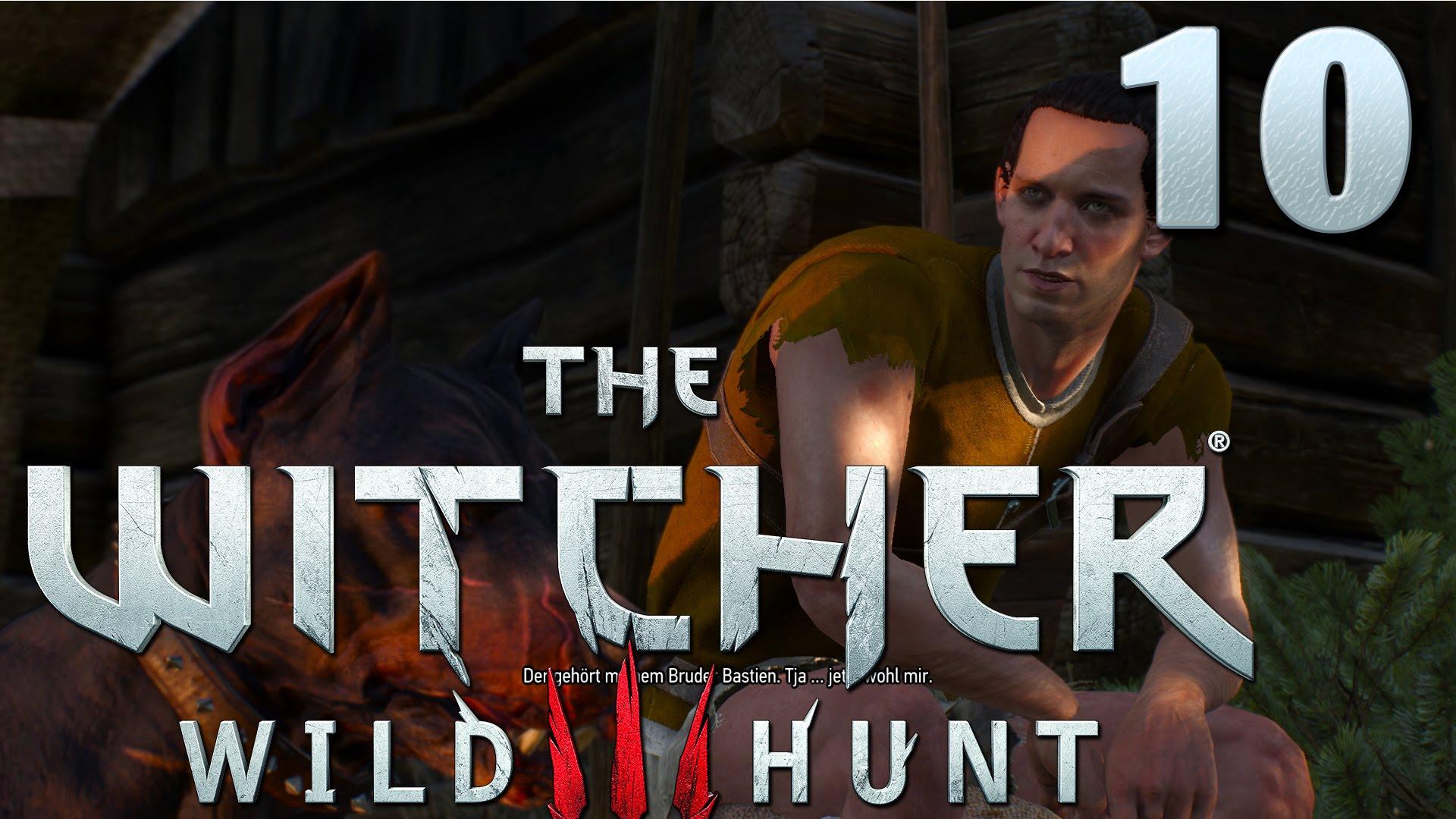 The-Witcher-3-10-Im-verbrannten-Dorf-mit-Dune-The-Wild-Hunt-deutsch-HD-attachment