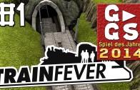 Train Fever #81 Das doppelte ICEchen Die Zug und Wirtschafts Simulation deutsch HD 1080