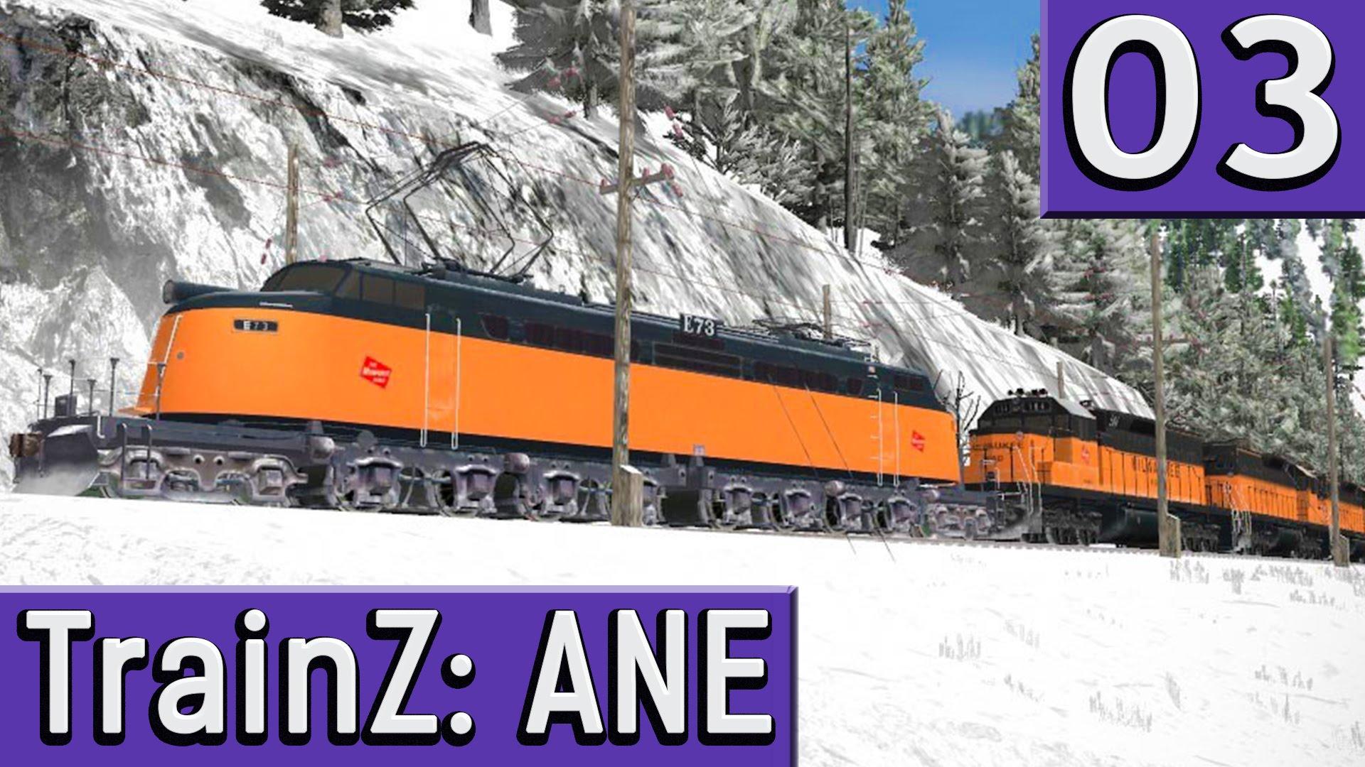 Trainz A New Era #3 Aus dem Baukasten Gameplay Preview deutsch LIVE von twitch