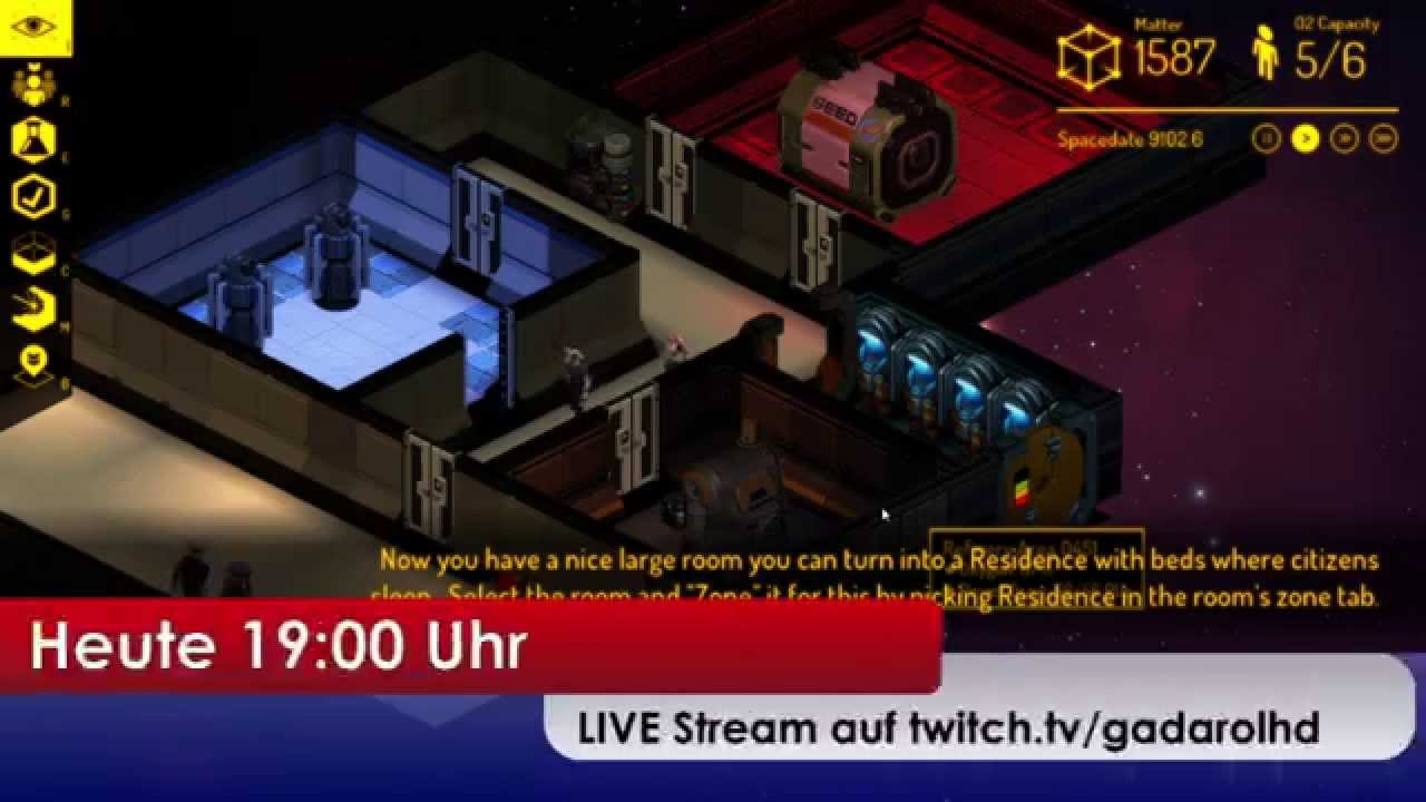 LIVESTREAM heute ca. 19:00 UHR TWITCH.TV/GADAROLHD #gadalive mit euren Fragen