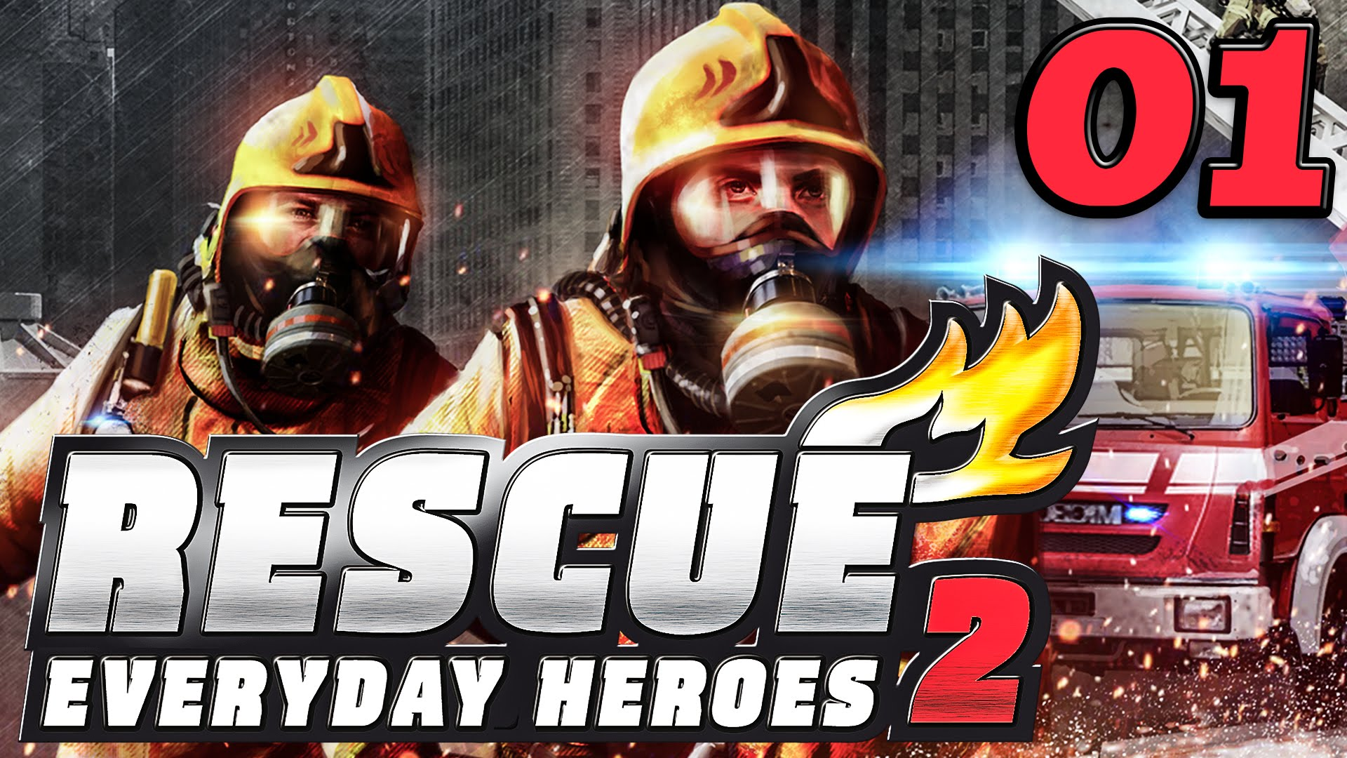 RESCUE 2 Everyday Heroes #1 Gameplay Preview der Rettungs Management Simulation deutsch