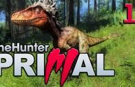 theHunter Primal #1 Der Dinosaurier Jagd Simulator mit Survival deutsch german HD