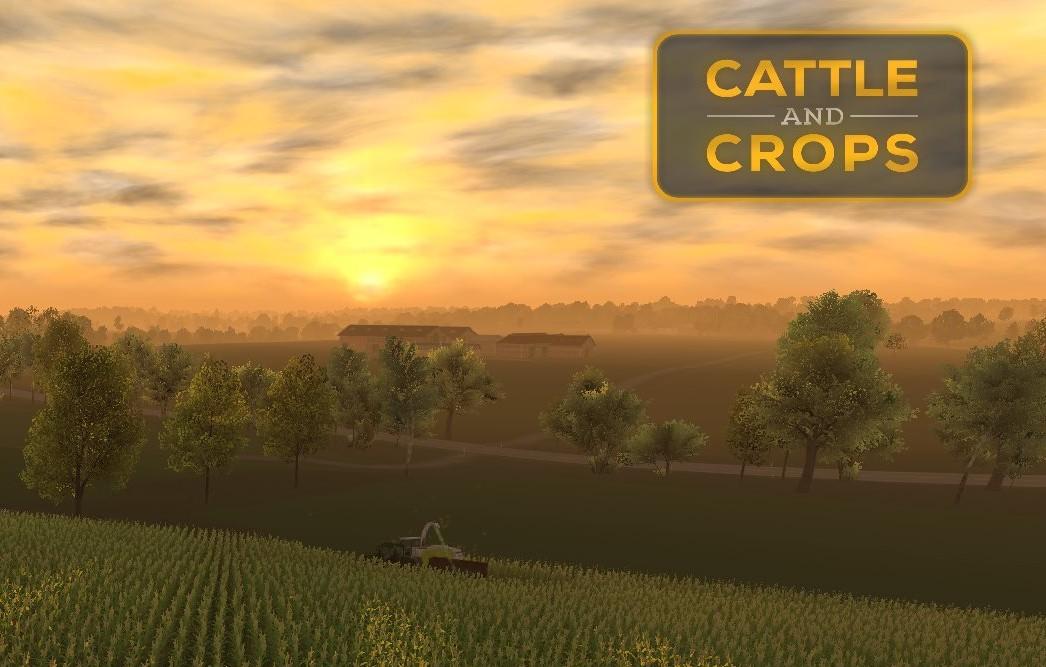 Projekt CC ist Cattle And Crops – Hubseite gestartet