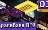 Spacebase DF9 #3 Unser neuer Fanshop Rückblick auf ein cooles Game deutsch HD