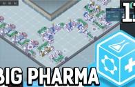 Big Pharma #11 Chaos in der Produktion Der Pillen Fabrik Simulator BETA Gameplay