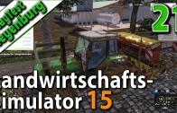 LS15 in Meyenburg #21 Schwein gehabt Landwirtschafts Simulator 15 deutsch HD