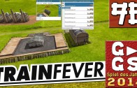 Train Fever #98 Güter auf die Straße Die Zug und Wirtschafts Simulation deutsch HD 1080