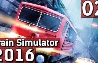 Die rote Elefantenkuh BR155 #2 Train Simulator 2016 Gameplay deutsch HD german