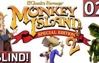 Planlos auf der Insel #2 Monkey Island 2 BLIND mit Yankee Special Edition deutsch german HD