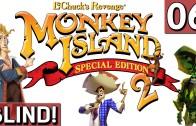 Monkey Island 2 BLIND #6 Wir werden befördert deutsch German HD