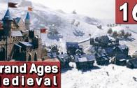 Grand Ages Medieval #16 Der Händler hat Karren genug Gameplay deutsch HD