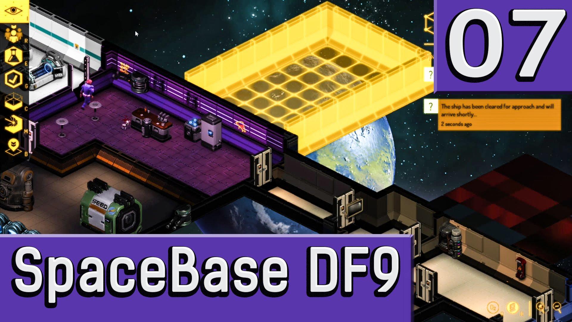 Spacebase DF9 #7 Hinter den Kulissen Rückblick auf ein cooles Game deutsch HD