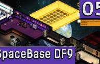Spacebase DF9 #5 Unser schöne kleine Kantine Rückblick auf ein cooles Game deutsch HD