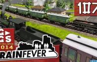 Train Fever #107 Ausbau in schön Die Zug und Wirtschafts Simulation deutsch HD 1080