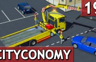 CityConomy #19 Werbung Stadt Service Simulator