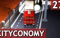CityConomy #27 Die Teermaschine Stadt Service Simulator