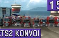 ETS2 Multiplayer KONVOI Multicam #15 Den Voosle abschleppen Das 1k Abo Special deutsch HD