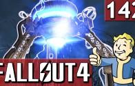 FALLOUT 4 #142 DAS INSTITUT VATER 60FPS HD Lets Play Fallout 4 deutsch