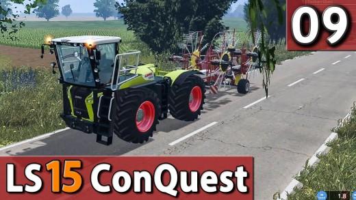 LS15 ConQuest #9 GEILO-COMBINE 60 FPS
