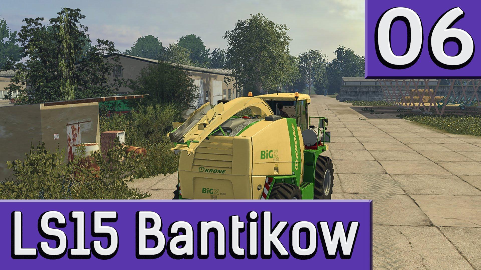 LS15 auf Bantikow #6 Enthüllung von Catlle and Crops Ostalgie pur traumhaft schön deutsch HD