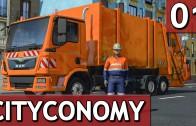 CityConomy #01 Der Stadt Service Simulator