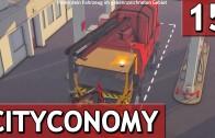 CityConomy #15 EINMAL TRIMMEN BITTE Stadt Service Simulator