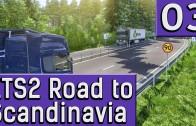 ETS2 Road to Scandinavia #3 Der Weg ist das Ziel deutsch HD DLC Prweview