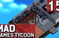 Mad Games Tycoon #15 Unsere Engines sind top deutsch german