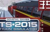 Train Simulator 2015 #35 Zauberhafte Winterlandschaft Die Zug Simulation